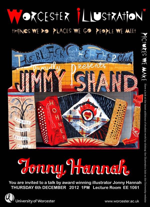 JONNY HANNAH